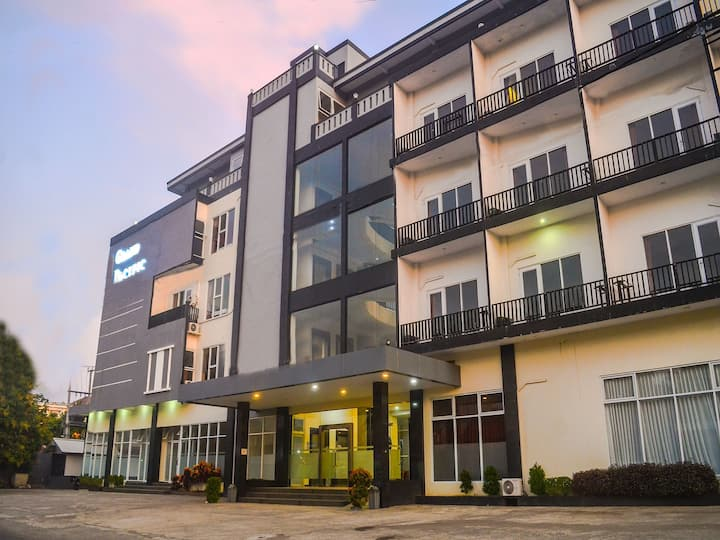 "Grand Pacific Pangandaran ""Best Cheap Hotel"""