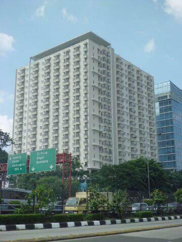 40 m2 , 2 studio connected  furnish - Jakarta - Apartamento