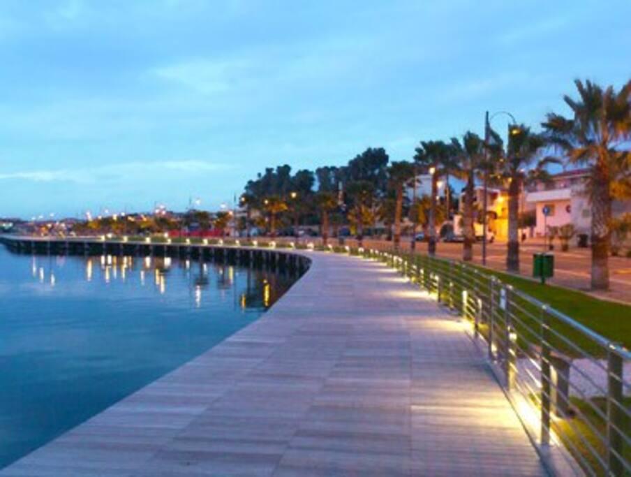 Golfo Aranci porticciolo