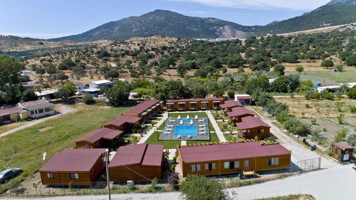 Bitez'de doğa ile baş başa bir butik otel