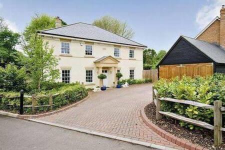Saracen House village home near Thruxton - Hampshire - Дом