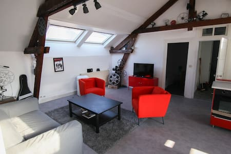 Lovely apartement in the Heart of the city - Orléans