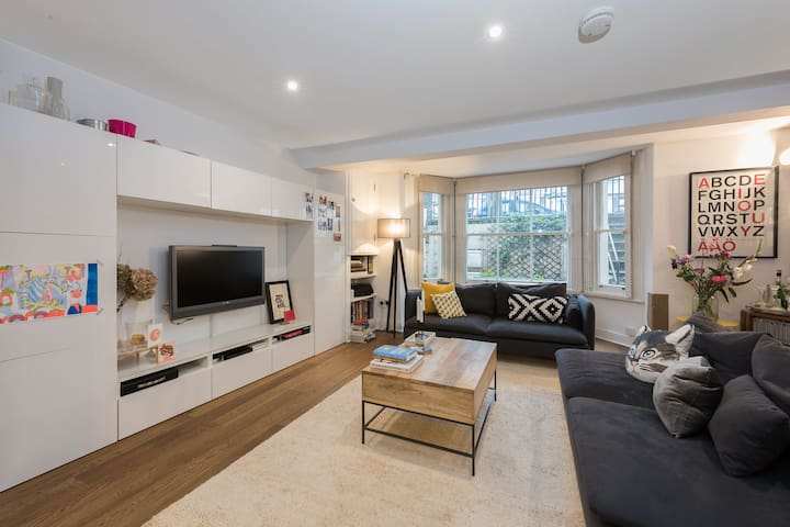 Stylish 2 bed flat, Camberwell South London - Londen