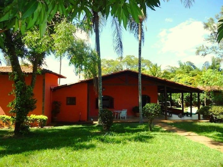 Paraíso à beira do lagoa (40 km de Belo Horizonte)