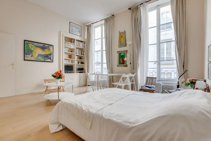 Large & Modern Studio In St Germain