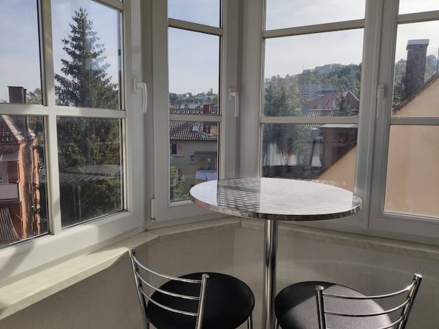 Low-Cost Private Room Stuttgart-South