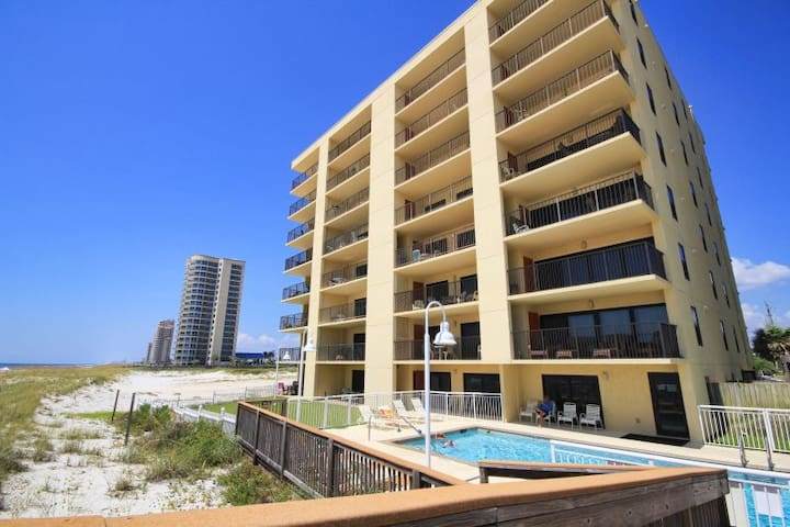 Ocean Breeze East Unit 303 2bed 2bath on the Gulf