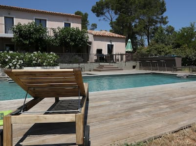 Design Villa Large pool & great view - Sillans-la-Cascade