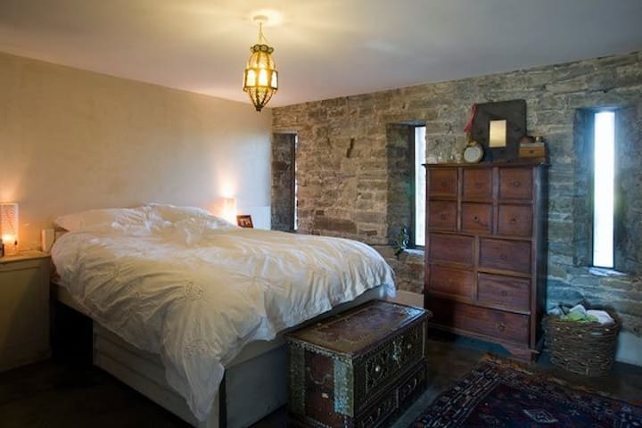 Room for 1 couple nr Glastonbury - Lower Godney - Bed & Breakfast
