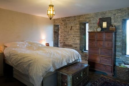 Room for 1 couple nr Glastonbury - Bed & Breakfast