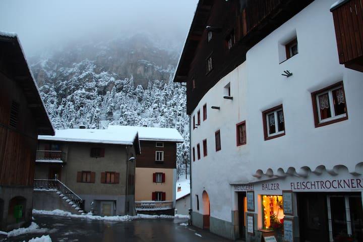 Tgesa Ferrera – Mountain Residence - Schmitten - Ev