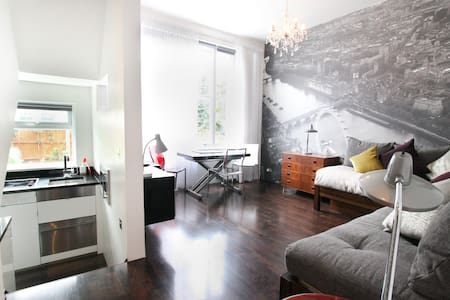 Designer Flat Kensington Olympia - London