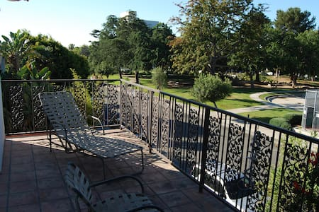 Private Double Rooms with Balcony