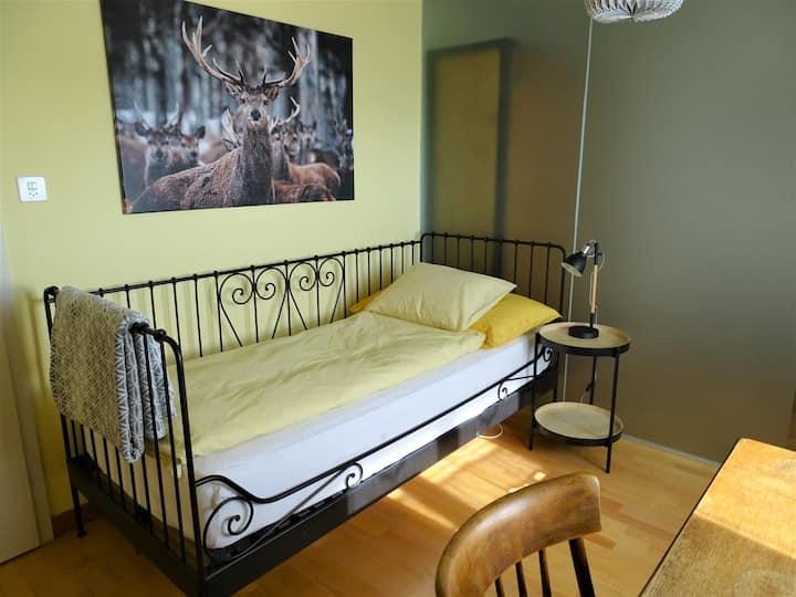 SUNRISE - das schöne 1-Bett-Zimmer mit Morgensonne