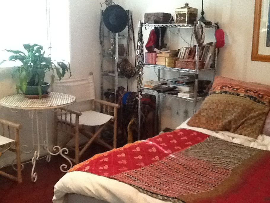 Double bedroom,all rooms with lovely outlooks