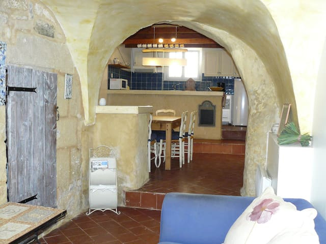 Maison de village entre mer et Cévennes