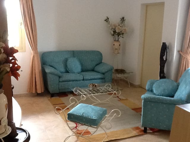 Furnished and fully equipped flat - Abidjan