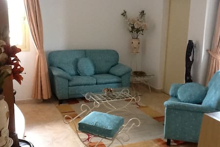 Furnished and fully equipped flat - Abidjan - Apartment