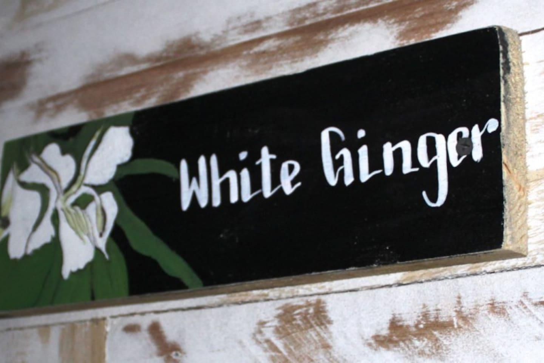 White Ginger Room