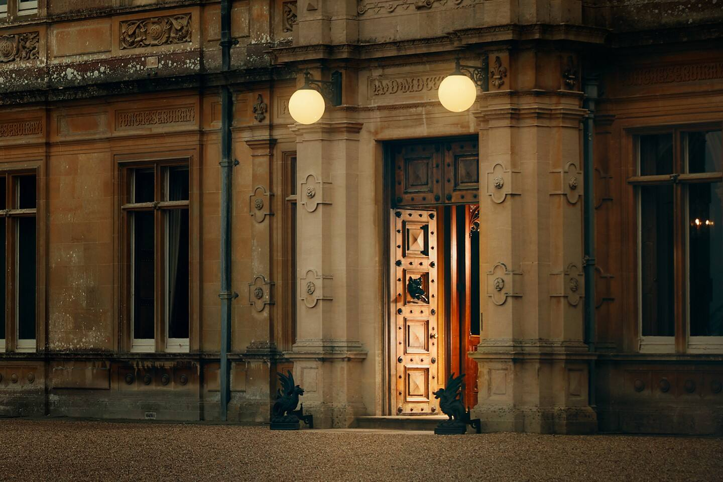 Highclere Castle opens its doors for one night