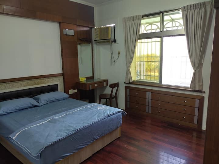 台南安平CP值高的住宿~ 鄰近安平老街,住宿簡單、乾淨、舒適,省下的住宿費,讓吃喝玩樂更享受~