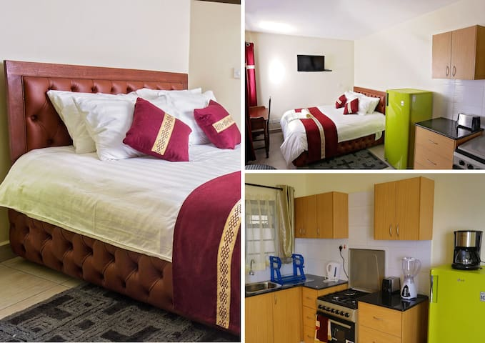 Furnished Studio Apartment in Central Nairobi - Nairobi - Apartament