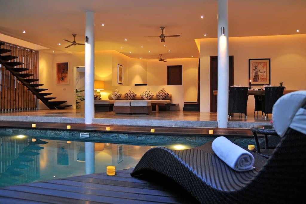Private Pool Seminyak Walk Beach Villa Villas For Rent In Seminyak Bali Indonesia