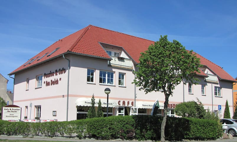 Ferienwohnung für bis zu 7 Personen - Peenemünde - Apartment