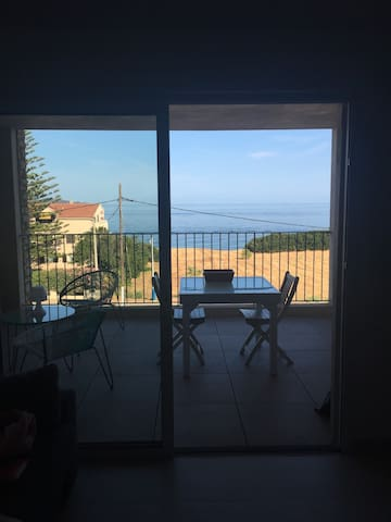 Appartement neuf vue mer à Saint Florent (Corse)