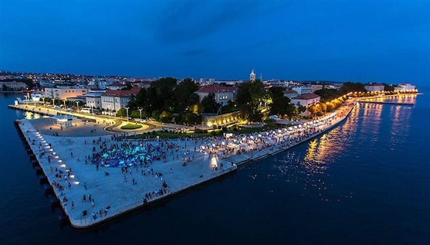 Apartment Abba Zadar-best offer - Zadar - Apartamento