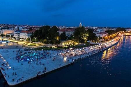 Apartment Abba Zadar-best offer - 扎达尔 - 公寓