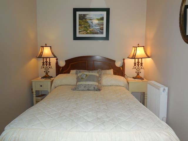 Single Occupancy quiet little room with a Private Bathroom TV and coffee maker
