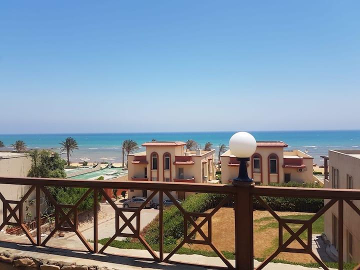 Beachfront Villa ( Casablanka ) Ain Alsokhna Egypt