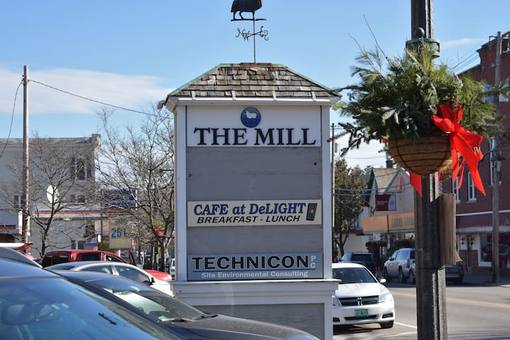 Top of the Mill
