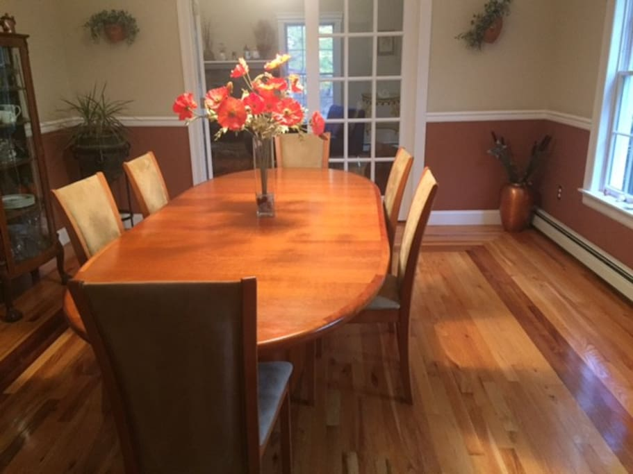 Dining Room in Home