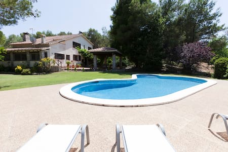 CATALAN COUNTRY HOUSE NEAR SITGES - Canyelles