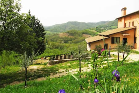 Villa with view near Assisi Perugia
