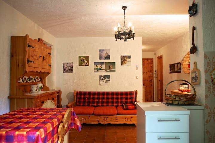 Appartamanto CIOTTO MIEN - Limone Piemonte - Appartement