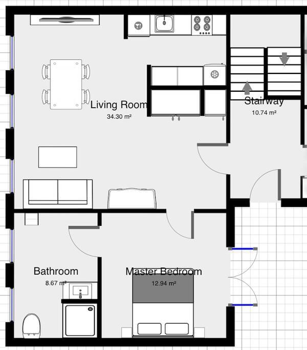 Plantegning / Floorplan