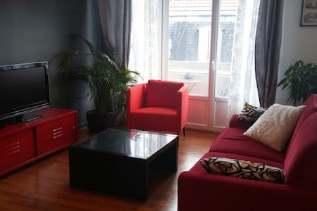 Charmant appartement T3 72m2 au centre de pau! - Pau
