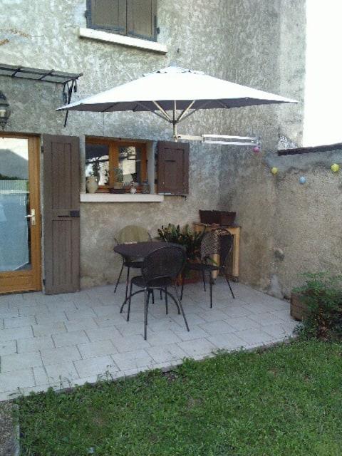 Petite maison de village proche de Grenoble