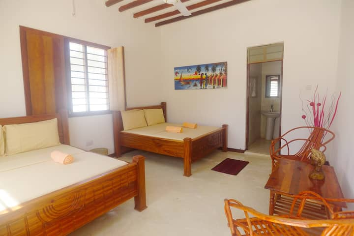 Bungalow with garden view at Ananda Beach House