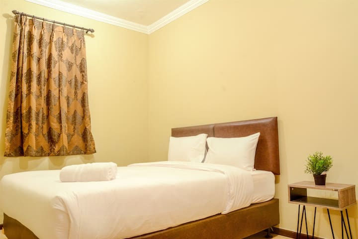 Comfortable 2BR Grand Palace Kemayoran Apartment