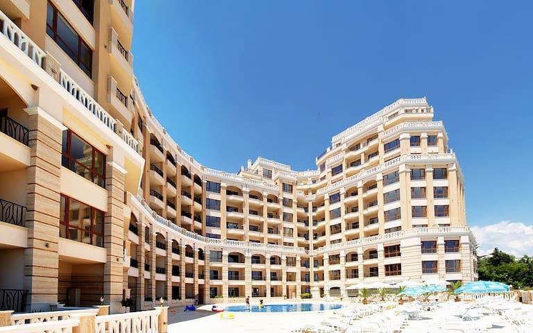 Квартира с потрясающей панорамой