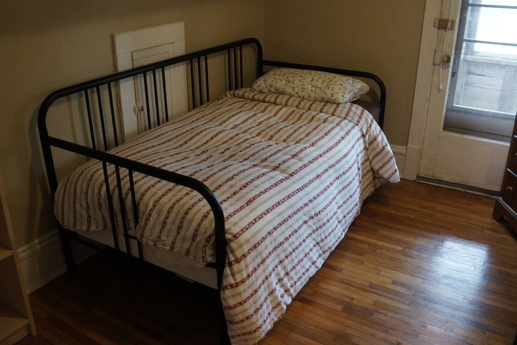 Single Bed - Private Room