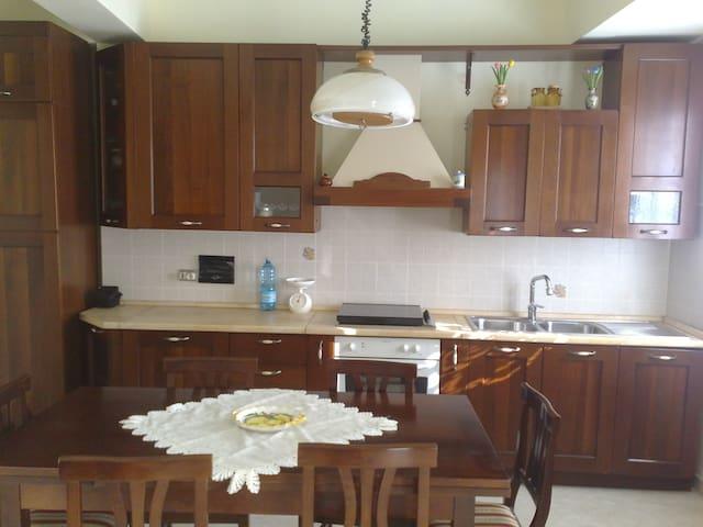Casa vacanze a Lazzaro mare relax - Lazzaro - Apartament