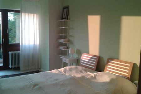 Green Apartment in House Carmenas - Apartament