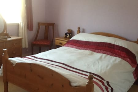 Double room with ensuite E Lothian - Dunbar