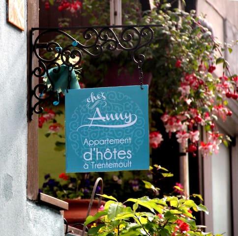 """2 Magnifiques chambres  """"Chez Anny"""" - Nantes - Bed & Breakfast"""