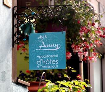 """2 Magnifiques chambres  """"Chez Anny"""" - Nantes"""